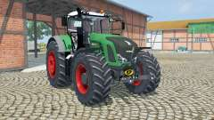 Fendt 939 Vario munsell green for Farming Simulator 2013