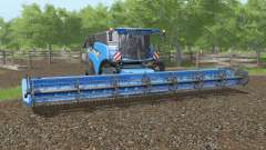 New Holland CR10.90  paint and chassis choice for Farming Simulator 2017