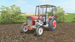 Ursus C-330 sea pink for Farming Simulator 2017