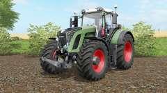 Fendt 936 Vario wheel options for Farming Simulator 2017