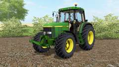John Deere 6810 north texas green for Farming Simulator 2017