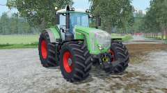 Fendt 936 Vario weights wheels for Farming Simulator 2015