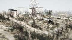The area of devastation 2 for MudRunner