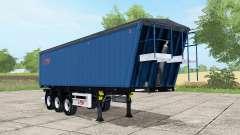 Fliegl DHKA venice blue for Farming Simulator 2017