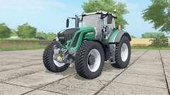 Fendt 927-939 Vario MoreRealistic for Farming Simulator 2017