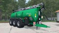 Samson PGII 27 shamrock green for Farming Simulator 2015