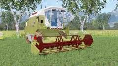 Claas Dominator 86 olive green for Farming Simulator 2015