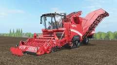 Grimme Maxtron 620 pale carmine for Farming Simulator 2017