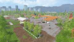 Arensfelde v5.0 for Farming Simulator 2015