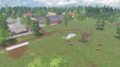 Sudenhagen v2.0.1 for Farming Simulator 2015