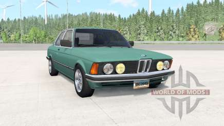 BMW 320 coupe (E21) for BeamNG Drive