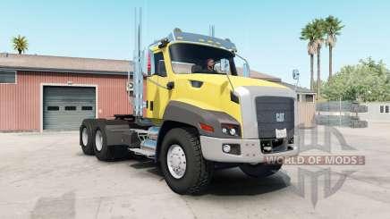 Caterpillar CT660 tractor 2011 for American Truck Simulator