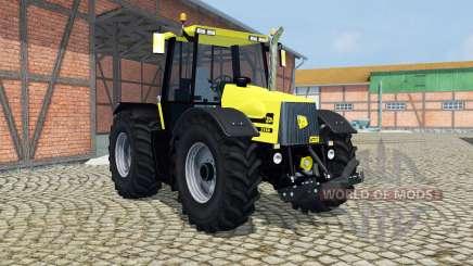 JCB Fastrac 2150 lemon yellow for Farming Simulator 2013