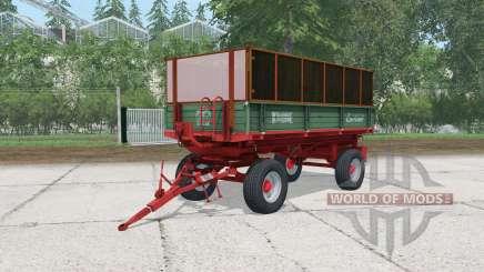 Krone Emsland killarney for Farming Simulator 2015
