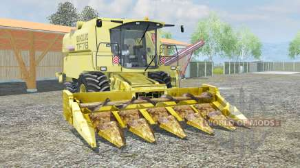 New Holland TF78 for Farming Simulator 2013