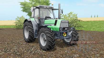 Deutz-Fahr AgroStar 6.61 choice power for Farming Simulator 2017