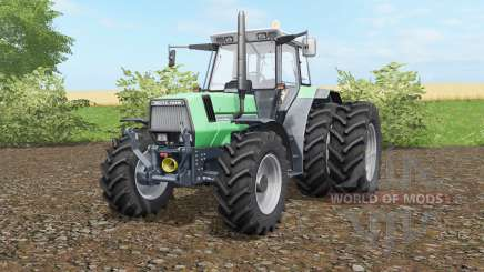 Deutz-Fahr AgroStar 6.61 wheels selection for Farming Simulator 2017
