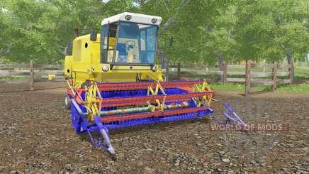 Bizon Super Z056 __ for Farming Simulator 2017