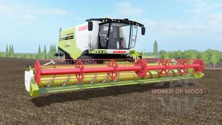 Claas Lexion 780 olivine for Farming Simulator 2017