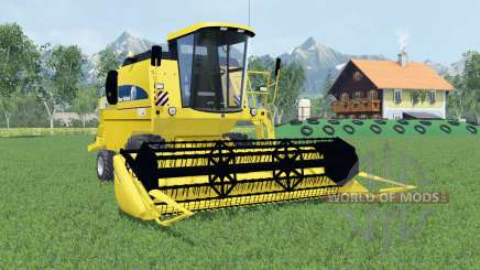 New Holland TC54 safety yellow for Farming Simulator 2015