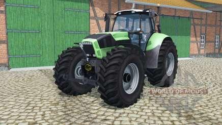 Deutz-Fahr Agrotron X 720 MoreRealistic for Farming Simulator 2013