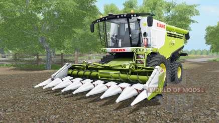 Claas Lexion 780 & V-series for Farming Simulator 2017