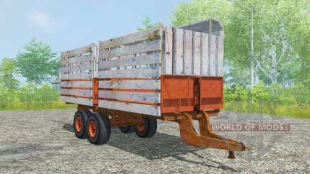 MMZ-771 silage for Farming Simulator 2013