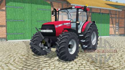Case IH Maxxum 140 manual ignition for Farming Simulator 2013