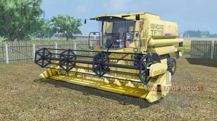 New Holland TF78 MoreRealistic for Farming Simulator 2013