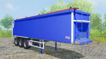 Kroger Agroliner SRB3-35 ultramarine blue for Farming Simulator 2013