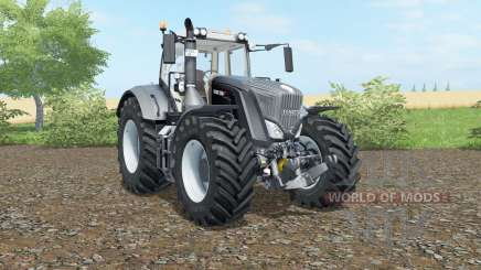 Fendt 930-939 Vario S4 Profi Plus for Farming Simulator 2017