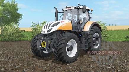 Steyr Terrus 6270&6300 CVT for Farming Simulator 2017