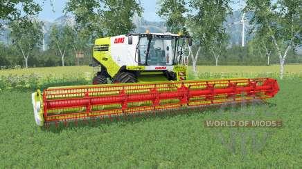 Claas Lexion 770 bitter lemon for Farming Simulator 2015