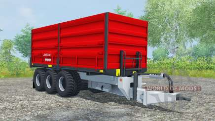 Junkkari J-13 Tridem for Farming Simulator 2013