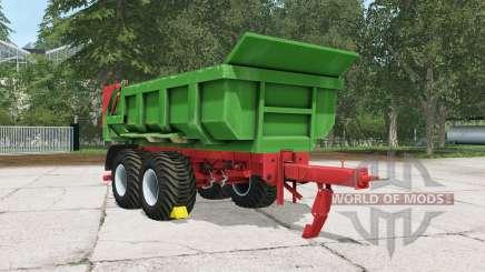 Hilken HI 2250 SMK pantone green for Farming Simulator 2015
