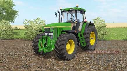 John Deere 7810 full edition for Farming Simulator 2017
