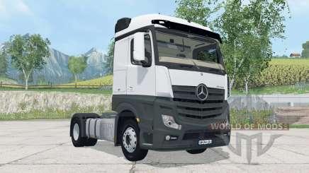 Mercedes-Benz Actros LS (MP4) for Farming Simulator 2015