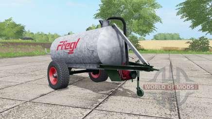 Fliegl VFW 5000 for Farming Simulator 2017