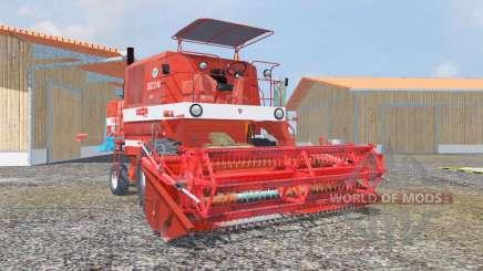 Bizon Super Z056-7 for Farming Simulator 2013