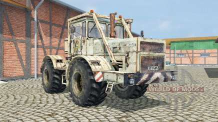 Kirovets K-701 additional wheels for Farming Simulator 2013