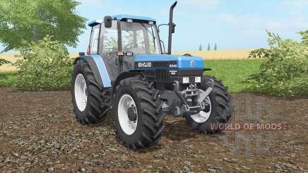 New Holland 8340 choice power for Farming Simulator 2017