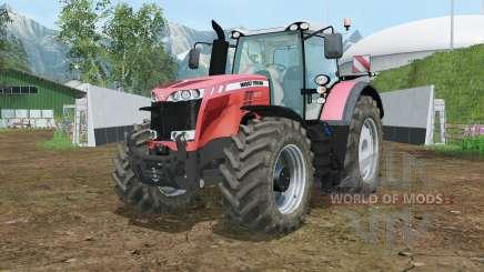 Massey Ferguson 8737 wheels shader for Farming Simulator 2015