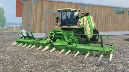 Krone BiG X 1000 track systems for Farming Simulator 2013