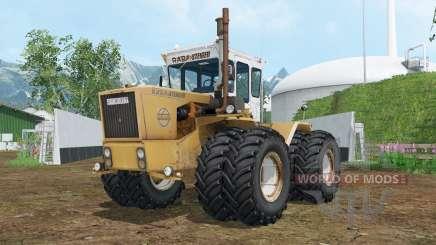 Raba-Steiger 250 for Farming Simulator 2015
