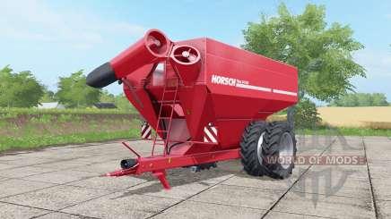 Horsch Titan 34 UW narrow twin wheels for Farming Simulator 2017