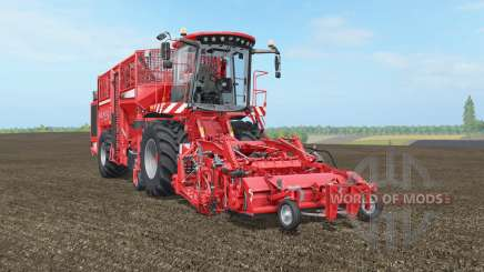 Holmer Terra Dos T4-30 coral red for Farming Simulator 2017