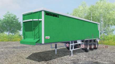 Kroger Agroliner SRB3-35 pigment green for Farming Simulator 2013