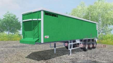 Kroger Agroliner SRB3-35 pigment green for Farming Simulator 2013