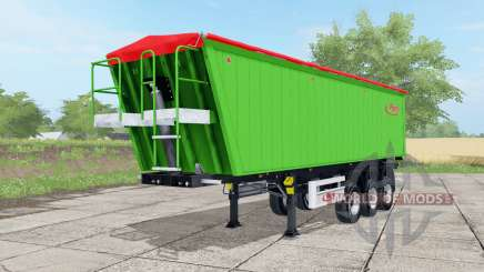 Fliegl DHKA vivid malachite for Farming Simulator 2017