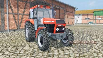 Ursus 1014  front loader for Farming Simulator 2013